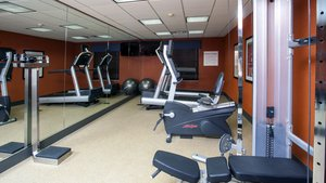 Fitness/ Exercise Room - Holiday Inn Express Hotel & Suites Morgan City