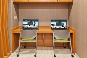 Conference Area - SpringHill Suites by Marriott Millbrook