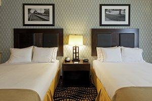 Room - Holiday Inn Express Hotel & Suites Weatherford