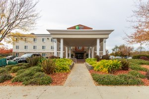 Exterior view - Holiday Inn Express Hotel & Suites Roseville