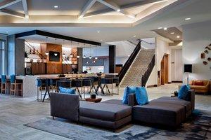 Lobby - Marriott Hotel Las Colinas Irving