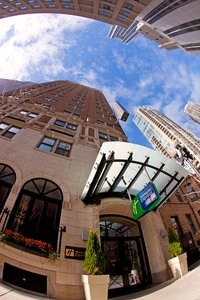 Exterior view - Holiday Inn Express Magnificent Mile