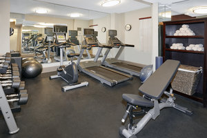 Fitness/ Exercise Room - Holiday Inn Express Magnificent Mile