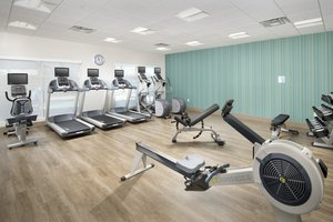 Fitness/ Exercise Room - Holiday Inn Express Hotel & Suites Windcrest San Antonio