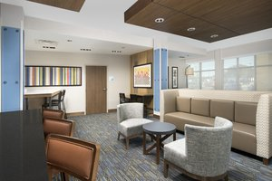 Lobby - Holiday Inn Express Hotel & Suites Windcrest San Antonio