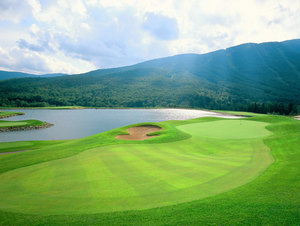 Golf - Lodge at Spruce Peak Stowe