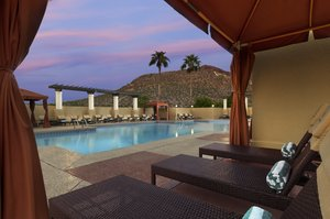 Pool - Tempe Mission Palms Hotel Tempe