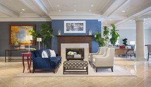 Lobby - Woodmark Hotel & Spa Kirkland
