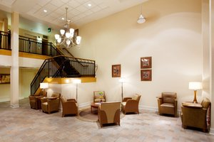 Lobby - Holiday Inn Express Hotel & Suites Sulphur