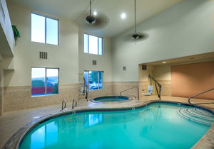 Pool - Holiday Inn Express Hotel & Suites Carson City