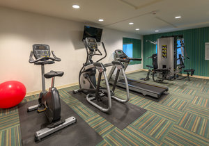 Fitness/ Exercise Room - Holiday Inn Express Hotel & Suites Carson City