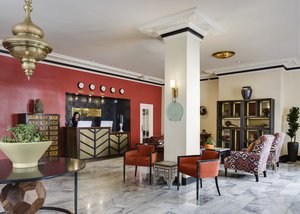 Lobby - Carlton Hotel San Francisco