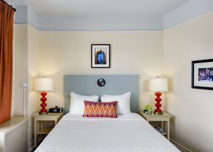 Room - Carlton Hotel San Francisco