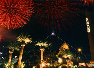Exterior view - MGM Luxor Hotel & Casino Las Vegas