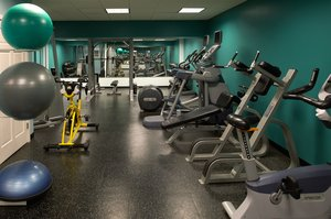 Fitness/ Exercise Room - Revere Hotel Boston