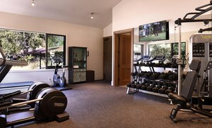 Fitness/ Exercise Room - Ranch at Laguna Beach