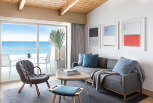 Lobby - Malibu Beach Inn