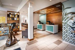 Lobby - Staypineapple Hotel Z Gaslamp Quarter San Diego