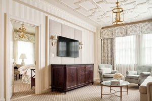 Suite - Hay-Adams Hotel DC
