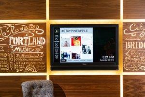 Lobby - Staypineapple Hotel Rose Downtown Portland