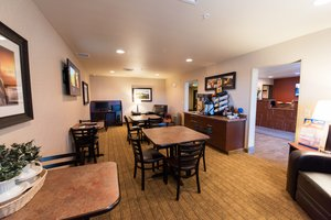 Lobby - My Place Hotel Fargo