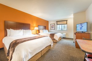 Room - My Place Hotel Spokane Valley
