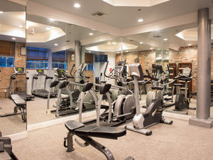 Fitness/ Exercise Room - Old No 77 Hotel & Chandlery New Orleans