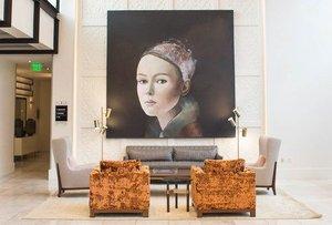 Lobby - Fontaine Hotel Kansas City