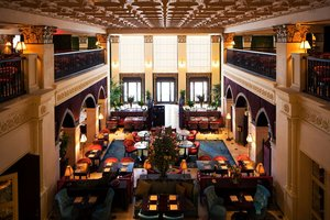 Lobby - Nomad Hotel Downtown Los Angeles