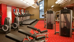 Fitness/ Exercise Room - Crowne Plaza Hotel Greenbelt