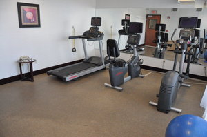 Fitness/ Exercise Room - Holiday Inn Express Hotel & Suites Jackson