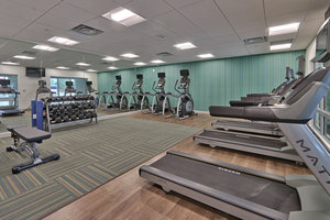Fitness/ Exercise Room - Holiday Inn Express Hotel & Suites Roswell