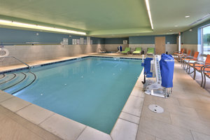 Pool - Holiday Inn Express Hotel & Suites Roswell