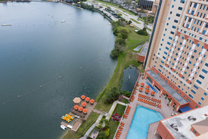 Exterior view - Westgate Palace Hotel Orlando