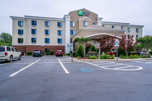 Exterior view - Holiday Inn Express Hotel & Suites Southeast Roanoke Rapids