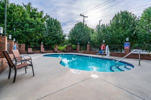 Pool - Holiday Inn Express Hotel & Suites Southeast Roanoke Rapids