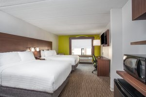 Room - Holiday Inn Express Hotel & Suites West Augusta