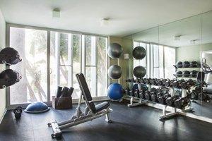Fitness/ Exercise Room - Avalon Hotel Beverly Hills