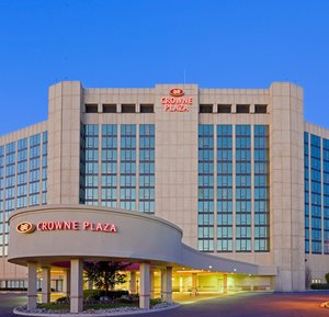 Exterior view - Crowne Plaza Hotel Cherry Hill