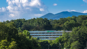Exterior view - Holiday Inn I-40 Asheville
