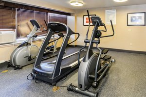 Fitness/ Exercise Room - Holiday Inn Express Silver Spring