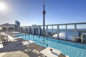 Pool - Bisha Hotel Downtown Toronto