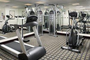 Fitness/ Exercise Room - Staybridge Suites North Brunswick