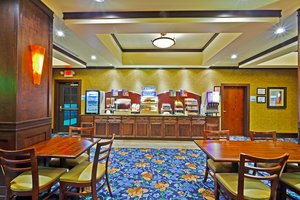 Restaurant - Holiday Inn Express Hotel & Suites Ooltewah