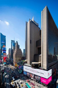 marriott hotels in new york times square