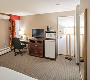 Room - Holiday Inn Express Red Deer