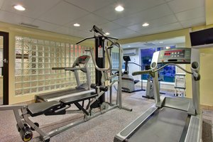 Fitness/ Exercise Room - Holiday Inn Express Red Deer