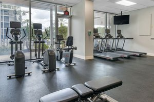 Fitness/ Exercise Room - Holiday Inn Walt Disney World Lake Buena Vista
