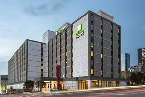 Exterior view - Holiday Inn Express Downtown Nashville