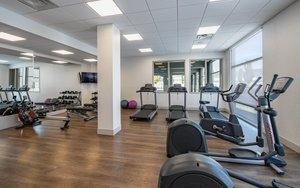 Fitness/ Exercise Room - Holiday Inn Express Hotel & Suites East Kelowna